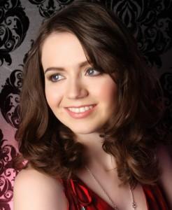 'Anomaly' author Caitlin Lynagh
